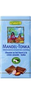 Vollmilchschokolade Mandel-Tonka Bio