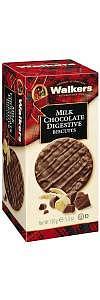 Walkers Kekse Milk Chocolate Digestive Biscuits 150g.