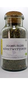 Hamburger Schietwetter Tee Bio im Korkenglas