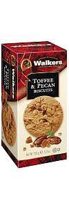 Walkers Kekse Toffee & Pecan Biscuits 150g