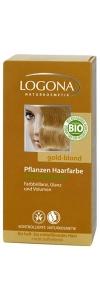 Goldblond Haarfarbe