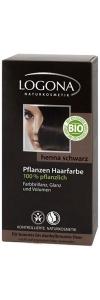 Henna Schwarz Haarfarbe