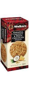 Walkers Kekse Pineapple, Coconut & White Chocolate 150g
